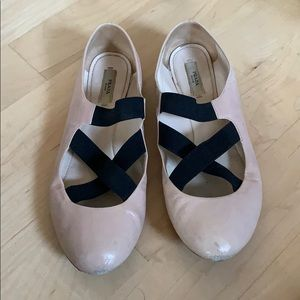 Prada Ballet Flats worn condition 38.5